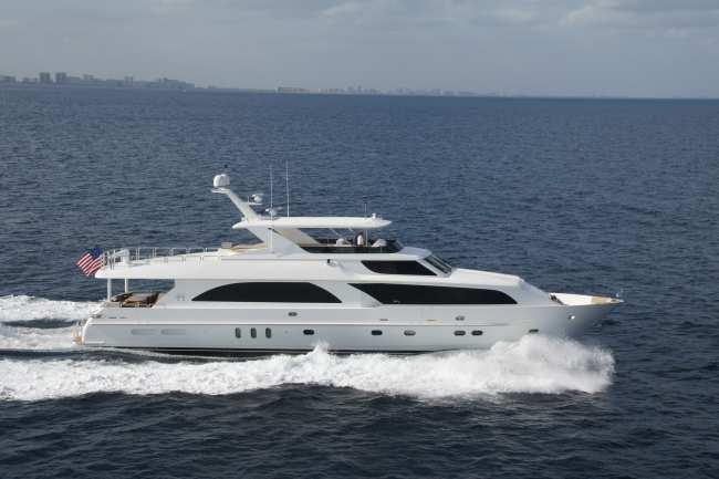 Yacht SASSY