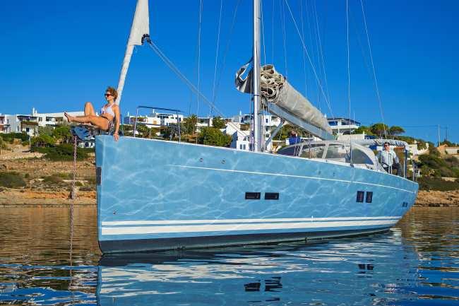 Yacht PHARIA