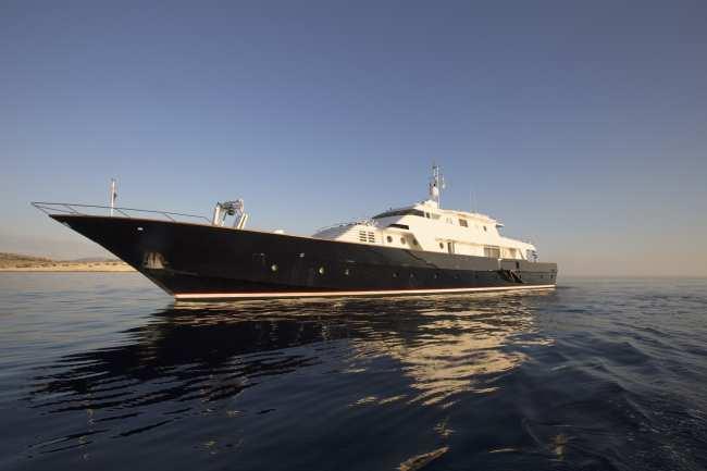 Yacht LIBRA Y