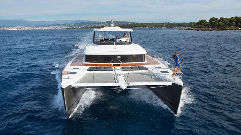 Yacht JAN'S FELION