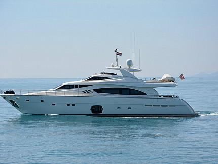 Yacht MAXI BEER
