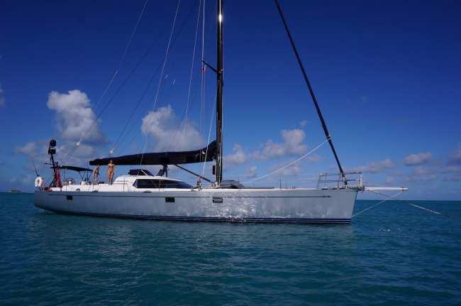 Yacht SIRONA