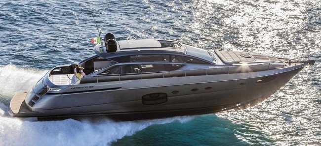 Yacht AKULA