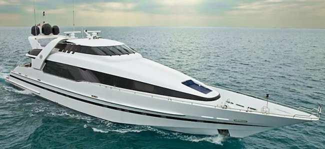 Yacht IMPULSIVE