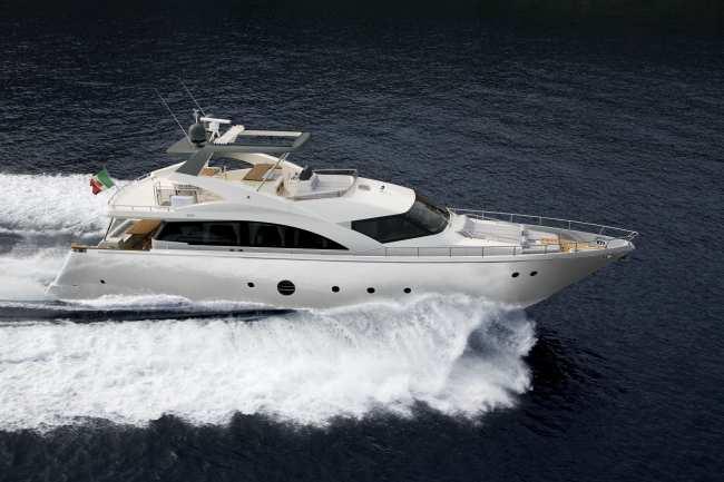 Yacht LUTETIA