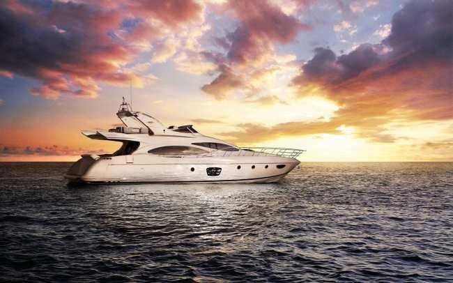 Yacht HIATUS