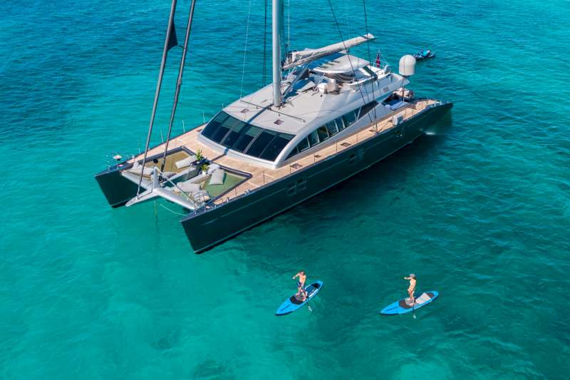 Yacht CARTOUCHE