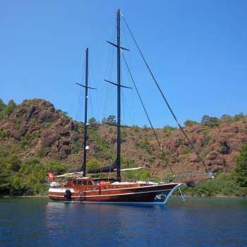 Yacht KAYA GUNERI PLUS - 14