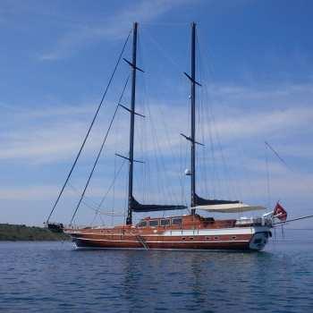 Yacht KAYA GUNERI PLUS - 15