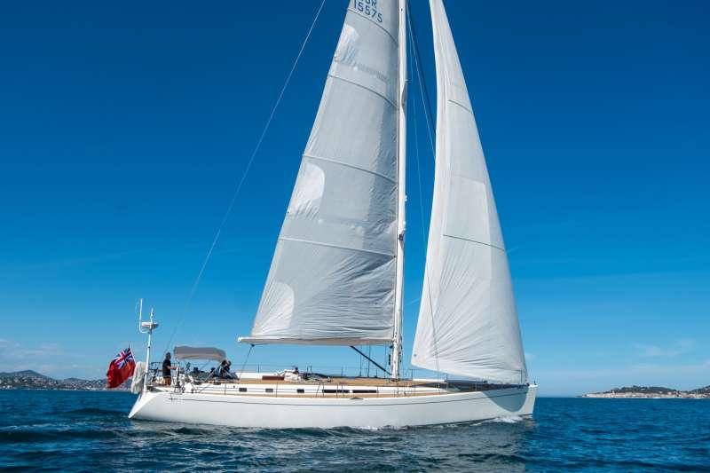 Yacht ENIGMA VIII