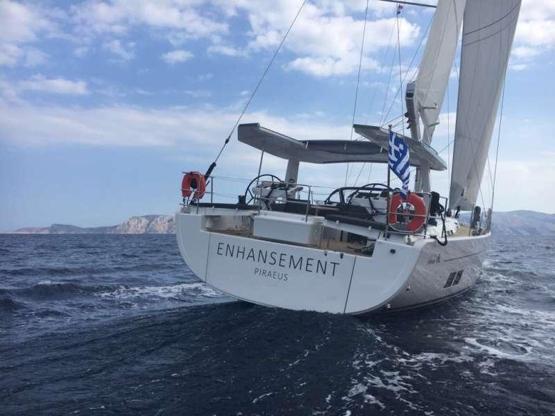 Imbarcazione ENHANSEMENT