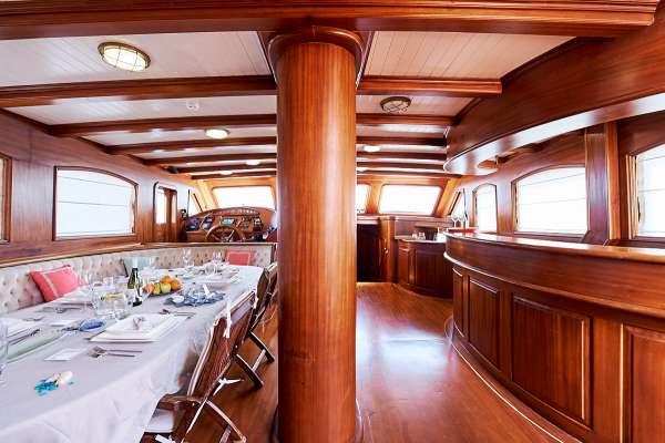 Yacht QUEEN OF KARIA - 10