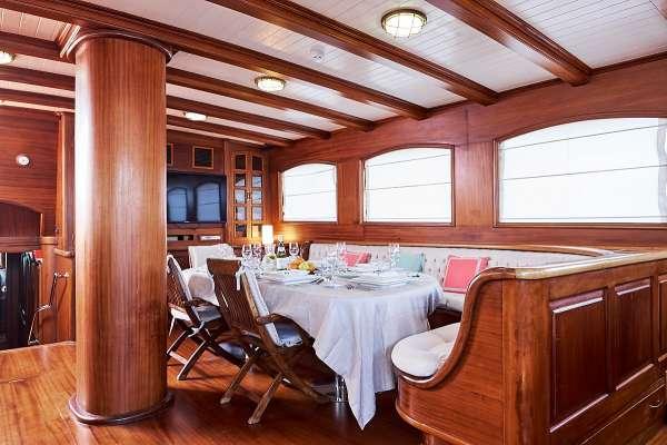 Yacht QUEEN OF KARIA 2