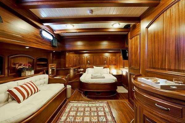 Yacht QUEEN OF KARIA - 8