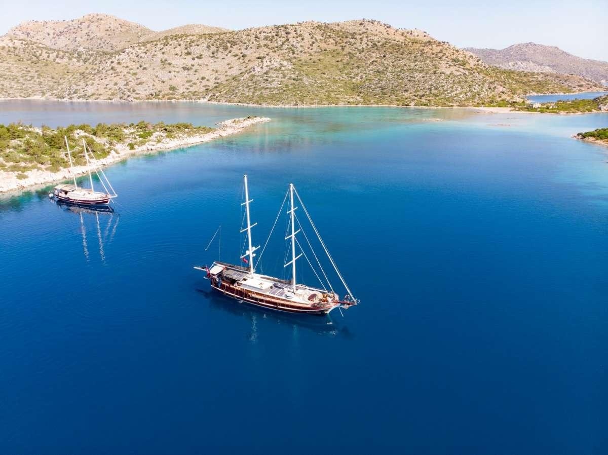 Yacht MEHMET BUGRA