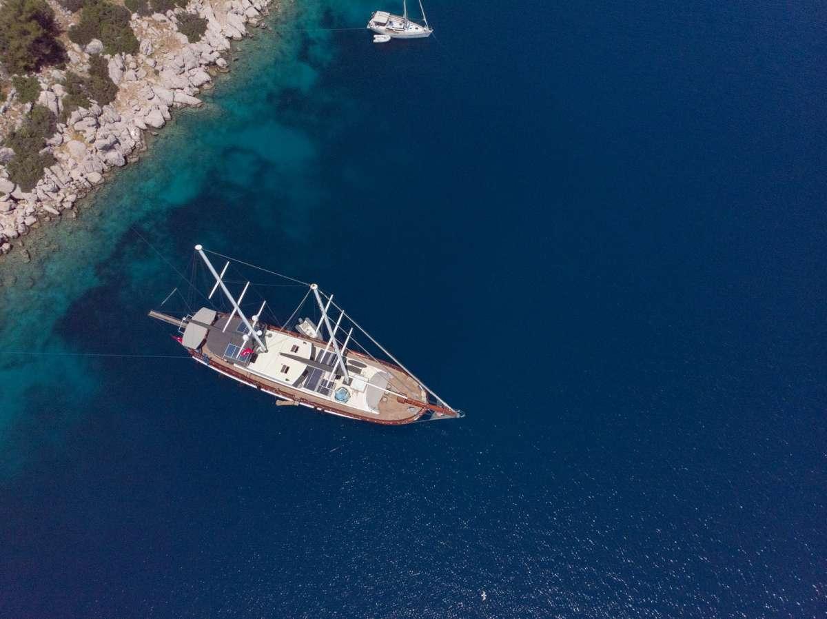 Yacht MEHMET BUGRA 3