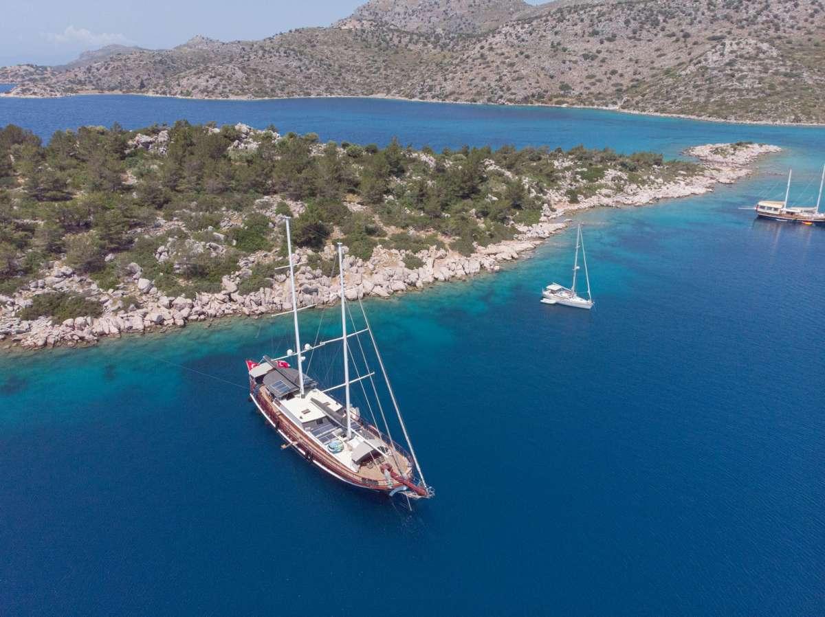 Yacht MEHMET BUGRA - 5