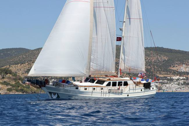 Yacht MIA