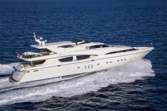 Yacht RINI V