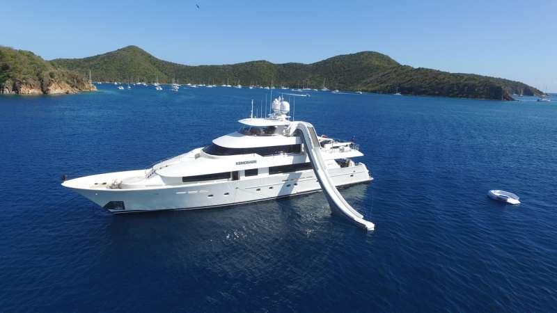 Yacht KEMOSABE