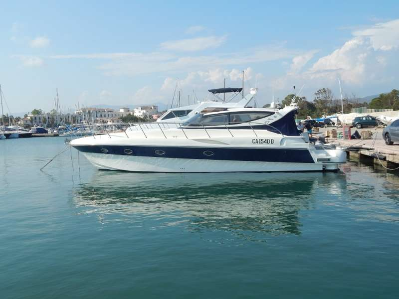 Yacht CHLOE'