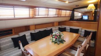 Yacht CENTURION - 15