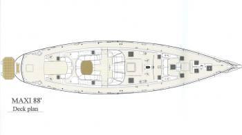 Yacht CENTURION - 17