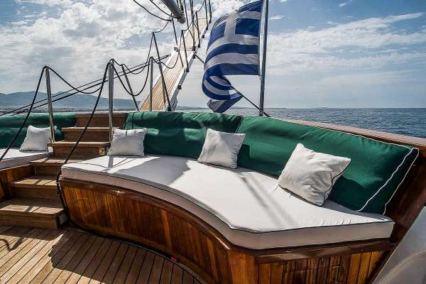 Yacht ARKTOS - 16
