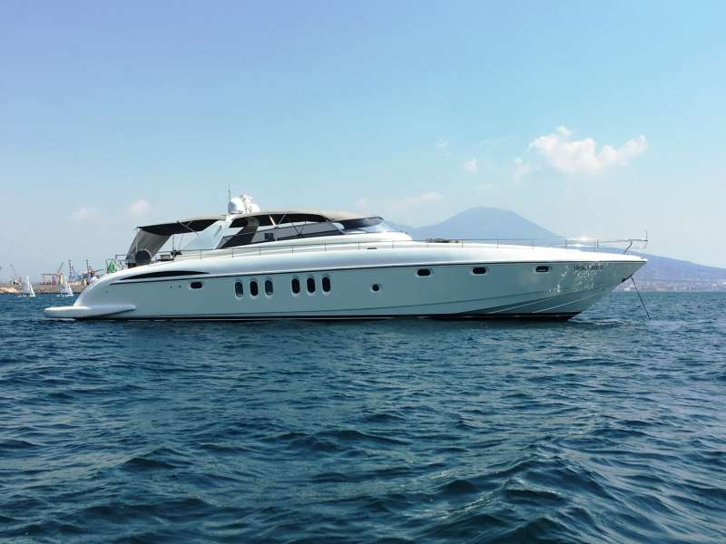 Yacht SANTA LUCIA FAST