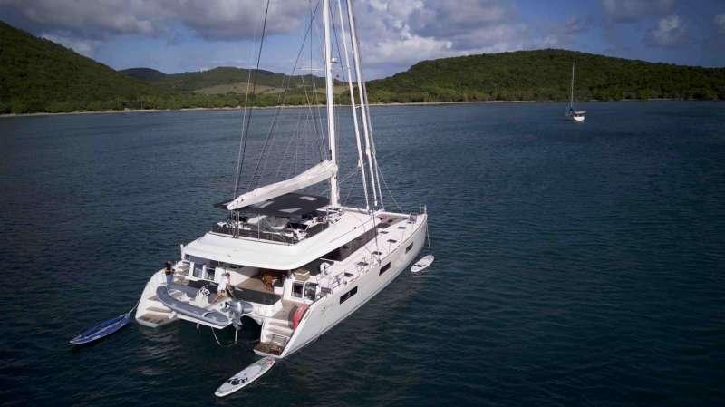 Yacht MELARNIE
