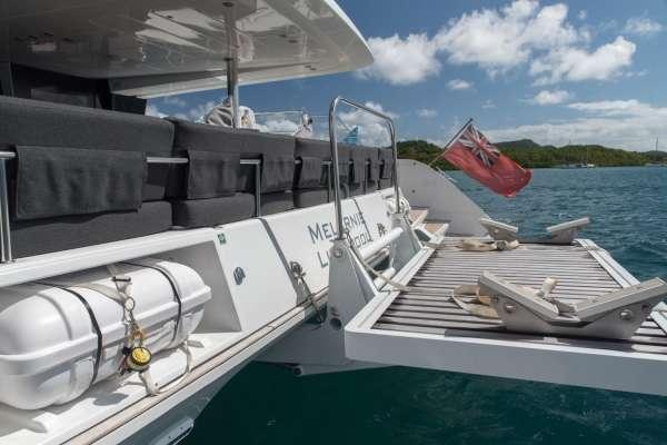 Yacht MELARNIE - 4