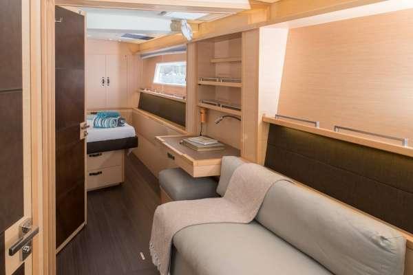 Yacht MELARNIE - 7