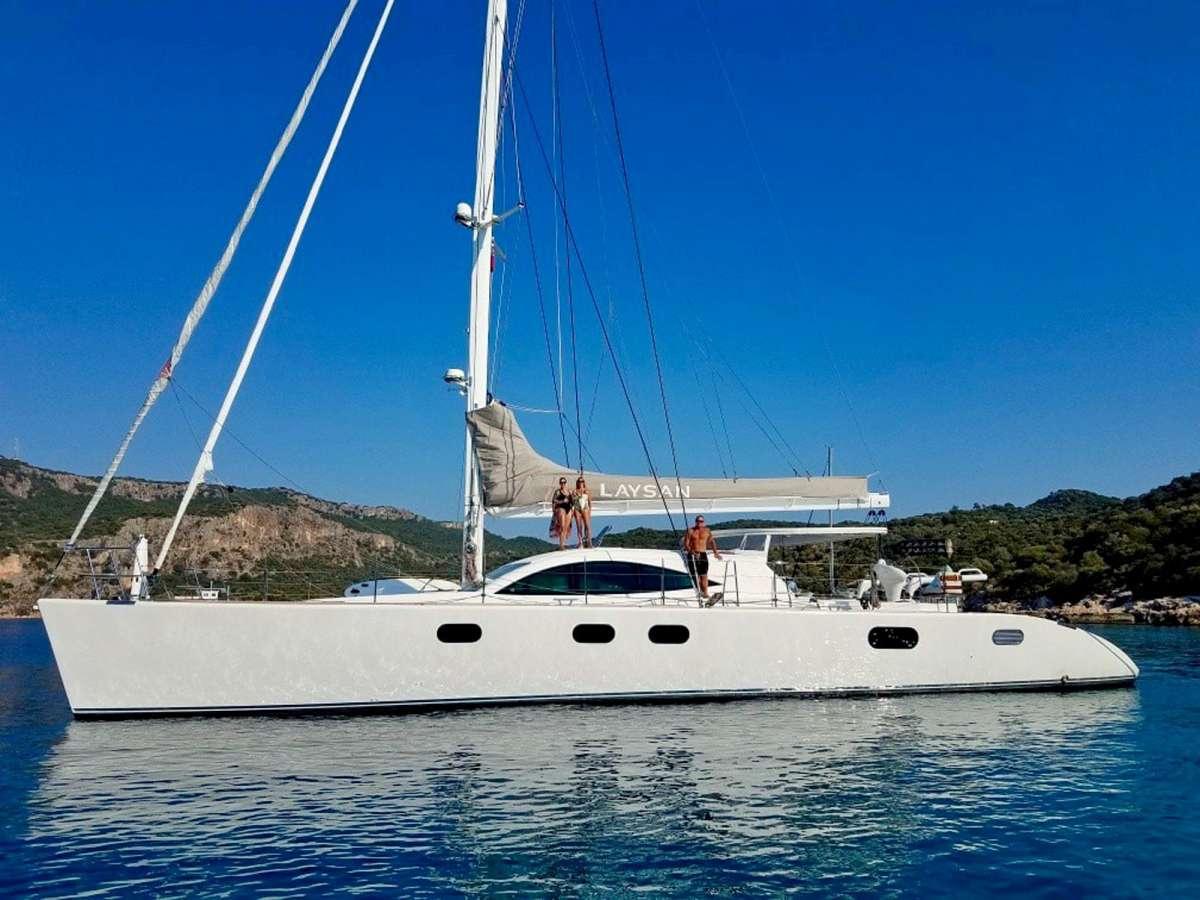 Yacht LAYSAN