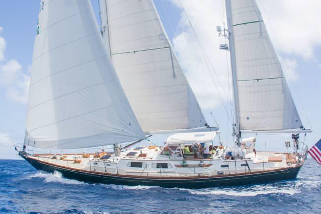 Yacht WANDERER