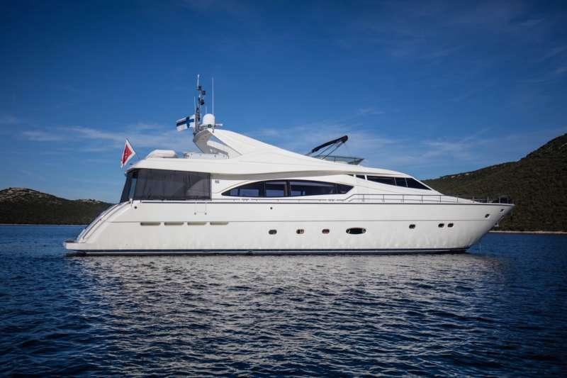 Yacht KATARIINA