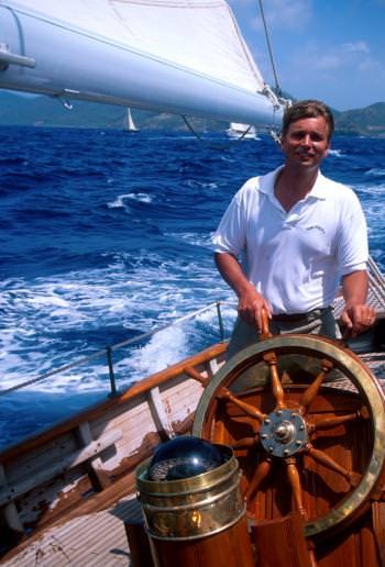 Yacht SINCERITY - 15