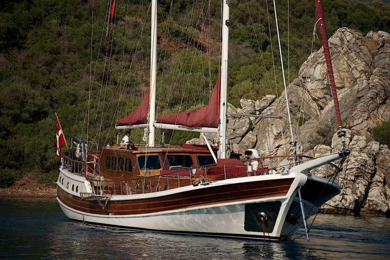 Yacht CLARISSA
