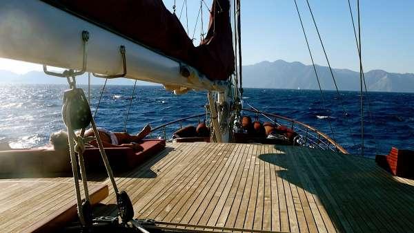 Yacht CLARISSA - 18