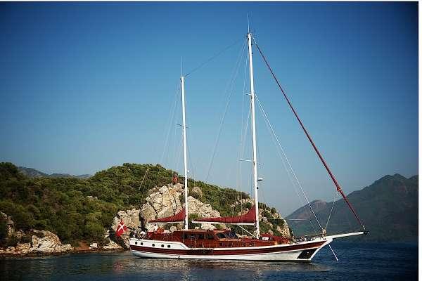 Yacht CLARISSA 2
