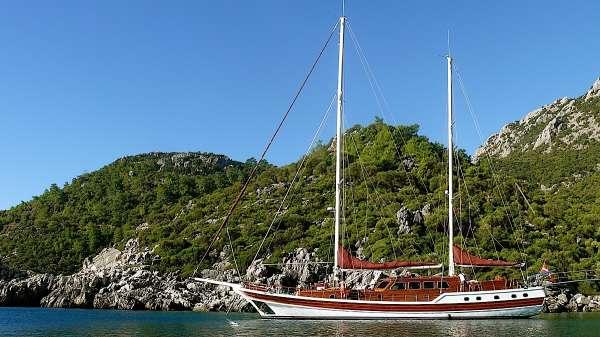 Yacht CLARISSA 3