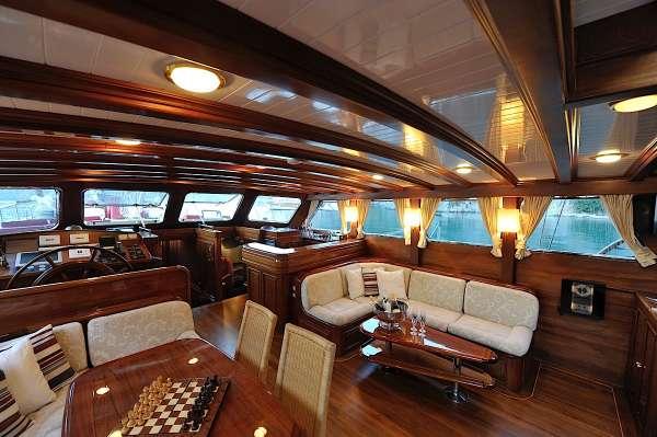 Yacht CLARISSA - 8