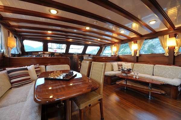 Yacht CLARISSA - 9