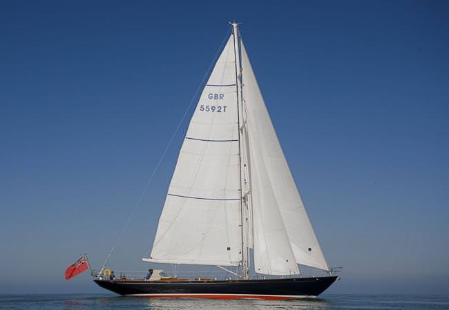 Yacht COPIHUE