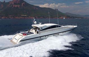 Yacht ROMACHRIS II