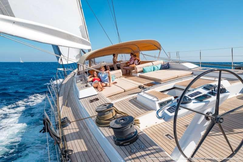 Yacht THALIMA