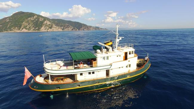 Yacht MARIA TERESA