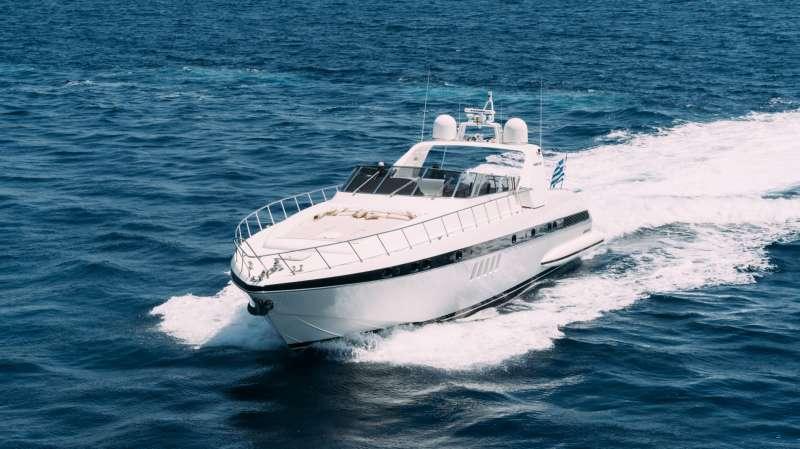 Yacht ANGELINA