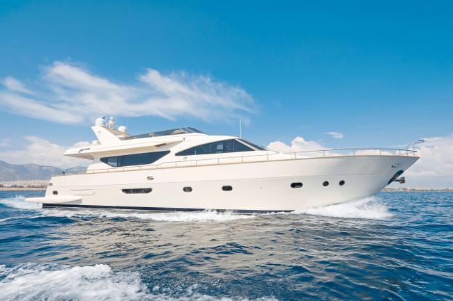 Yacht ALFEA