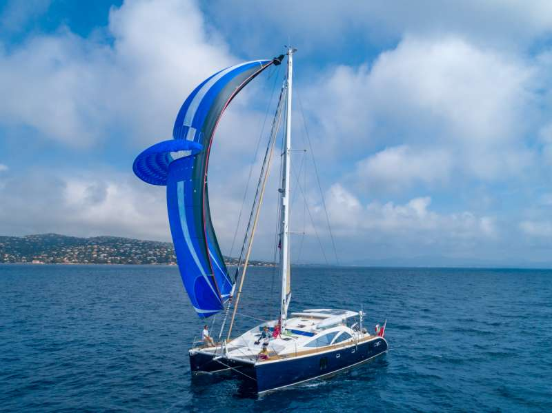 Yacht CURANTA CRIDHE