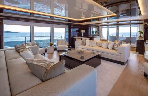 Yacht AQUA LIBRA 131 - 10